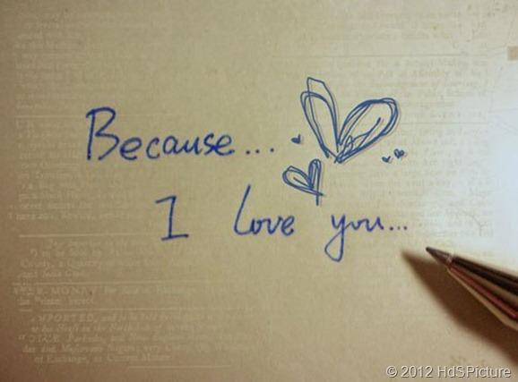 Karna Aku Mencintaimu