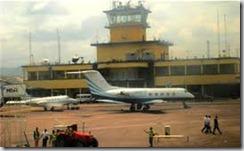 a kinshasa airport