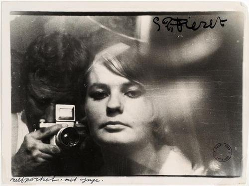 Gerard P. Fieret (1924) Self Portrait with Inge, ca.1960.jpg