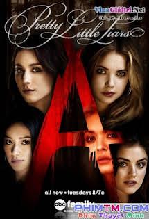 Những Thiên Thần Nói Dối :phần 6 - Pretty Little Liars Season 6 Tập 19 20 Cuối