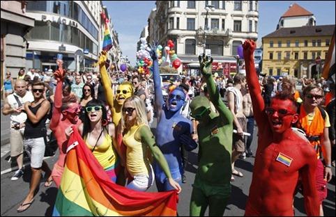 Parada Gay Praga 2012 01