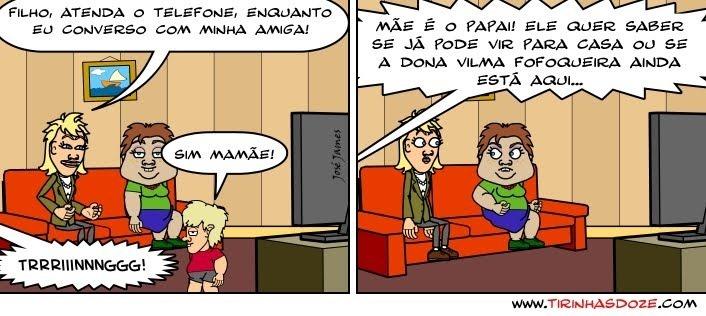 Vilma-fofoqueira