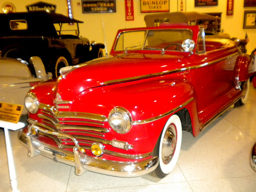 1948 Plymouth Convertible