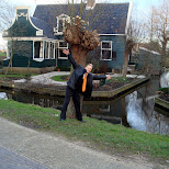 in Zaandam, Noord Holland, Netherlands