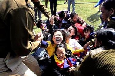 delhi protest 2