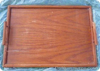 wood-tray