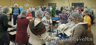 Feed My Starving Children trip