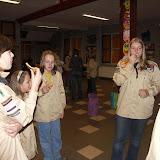Opkomst gidsen 22 nov 2007