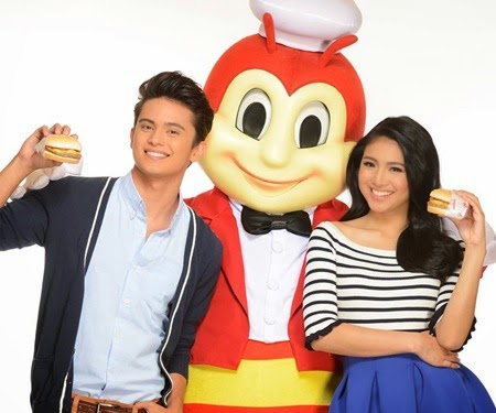 JaDine for Jollibee