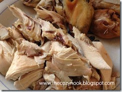 Pulled Chicken - The Cozy Nook