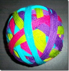 Lollipop Yarns - Giggles