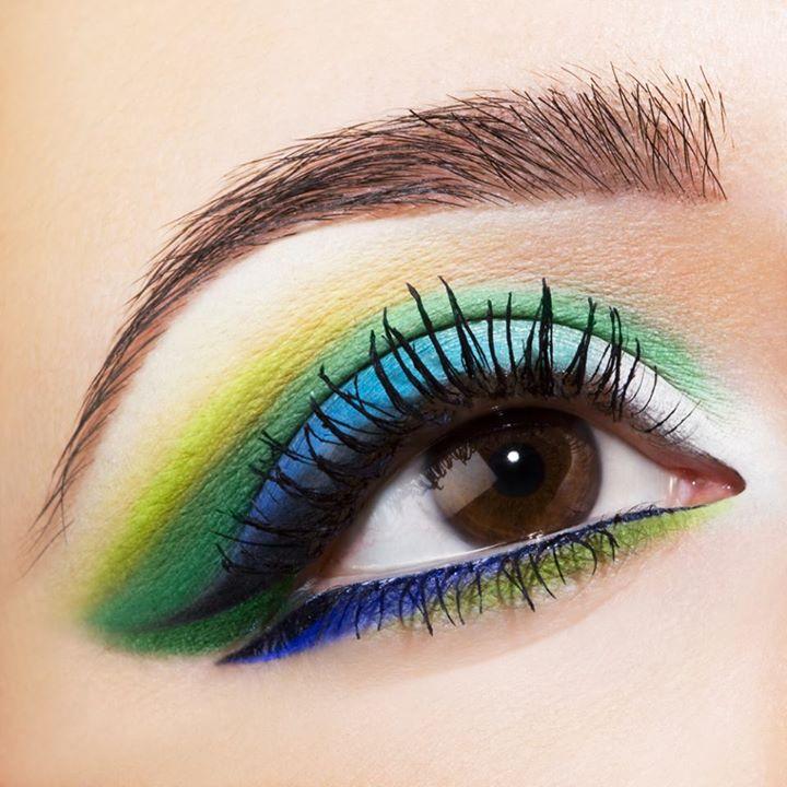 Картинки макияжа глаз тени