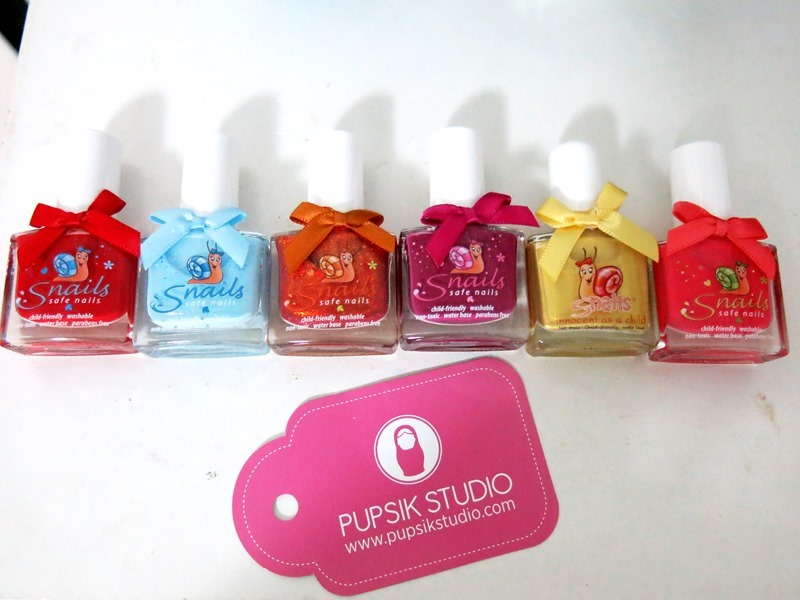 The J Babies: Snails: Non-Toxic Nail Polish For The Little Ones ...