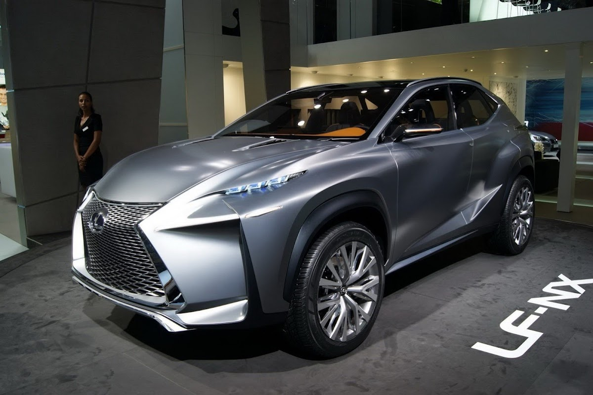 New Lexus Suv >> Lexus Confirms New Nx Compact Suv For The Beijing Auto Show