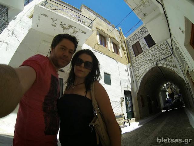 Στο μεσαιωνικό Πυργί! Ενα απο τα 3 μεγάλα Μαστιχοχώρια της Χίου.