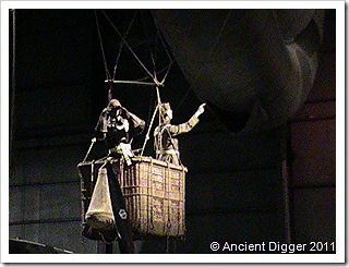 Caquot Type R Observation Balloon