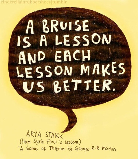 Arya Stark quote