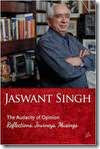 Amazon: Buy The Audacity of Opinion-By Jaswant Singh at Rs.248