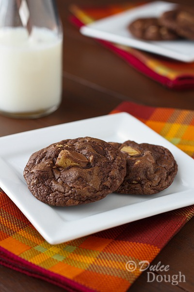 Reese's-Brownie-Cookies