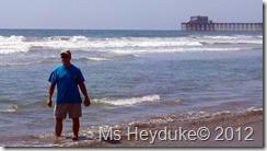 John at Oceanside Beach CA