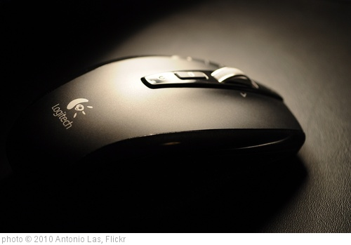 'Mouse Logitech' photo (c) 2010, Antonio Las - license: http://creativecommons.org/licenses/by/2.0/