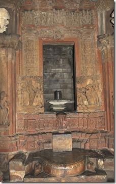 kajuraho 093 vishvanath temple interieur