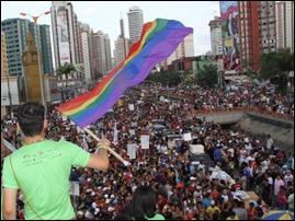 Parada Gay Belem 2011