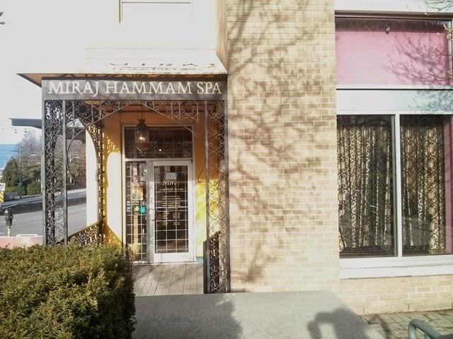 Miraj Hammam Spa Vancouver Review