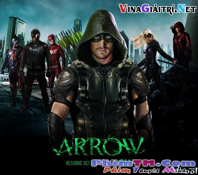 Xem Phim Mũi Tên Xanh Phần 4 - Arrow Season 4 - phimtm.com - Ảnh 1