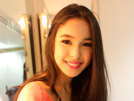 . She is niece to actresses Gretchen Barretto and Claudine Barretto