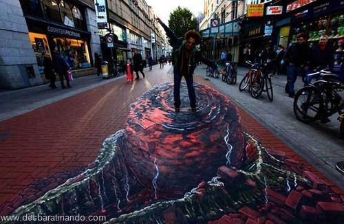 arte 3d de rua perspectiva desbaratinando  (57)