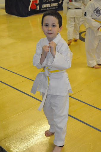Junior yellow belt