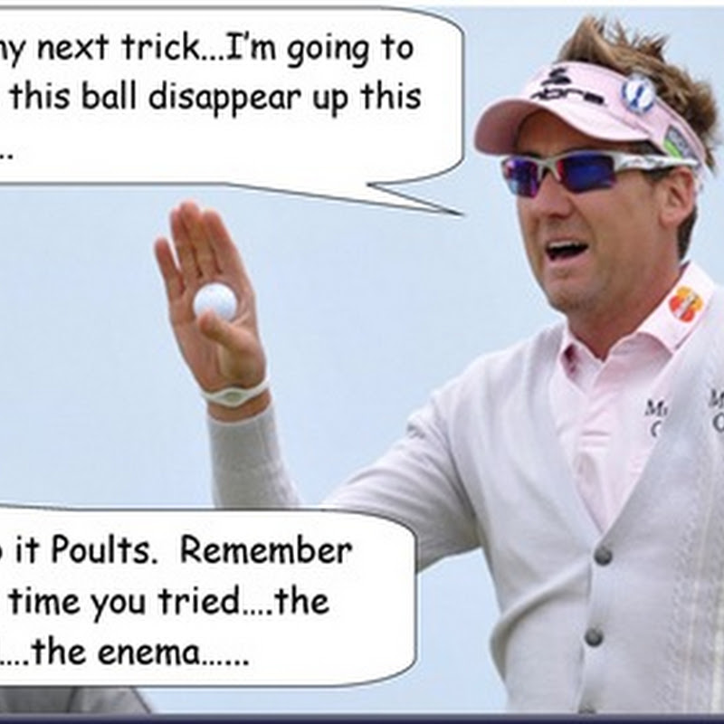 "Poults Says ""I'm Here To Win"" But Everyone Tuned Out After ""I'm Here"""