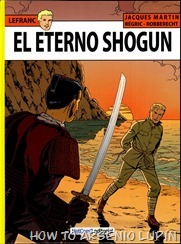 Lefranc 23 - El Eterno Shogun