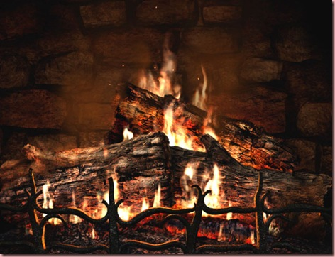 fireplacescreensaver