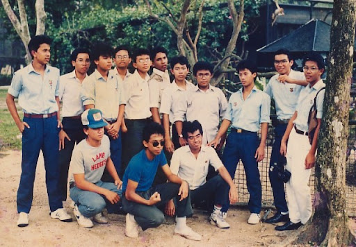 Sekolah Alam Shah. SAS69ers alam shah class of 1986