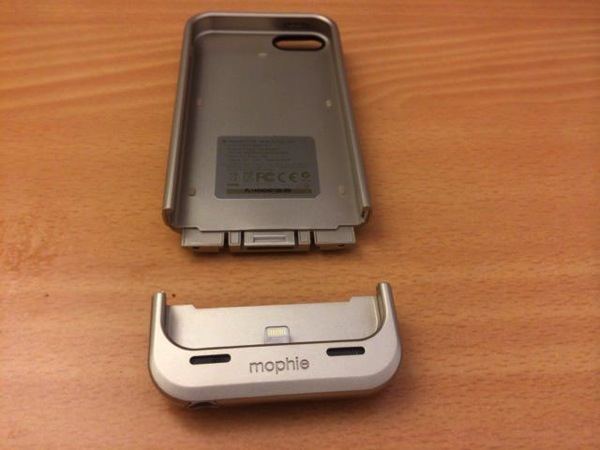 Mophie juice pack air for iPhone5s5