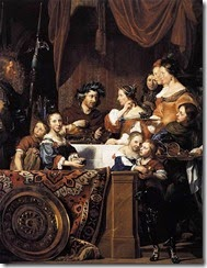 461px-Jan_de_Bray_-_The_de_Bray_Family_(The_Banquet_of_Antony_and_Cleopatra)_-_WGA03122
