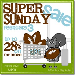 AshleyHughes SuperBowlSale