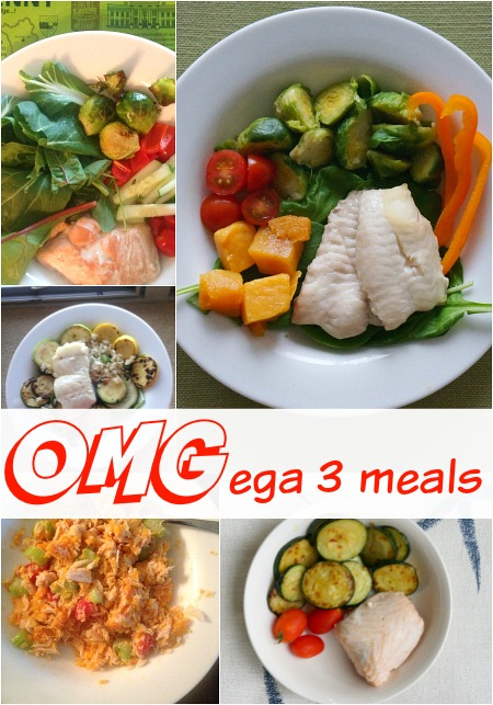Quick and easy meal ideas to incorporate more Omega 3