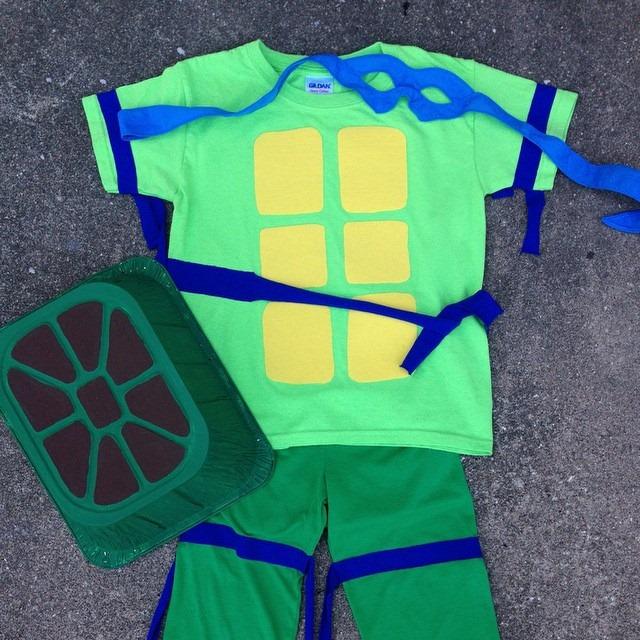thriftscorethursday aninspirednest ninja turtle costume