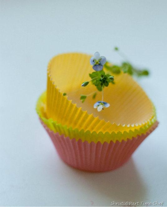 Rhubarb muffins6