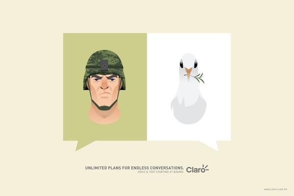 Claro soldierpigeon aotw