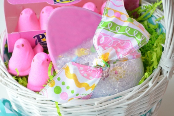 I SPY Easter Egg Tutorial Basket