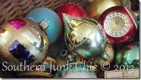robins nest ornaments