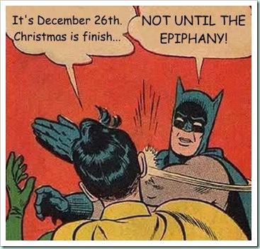 epiphany batman