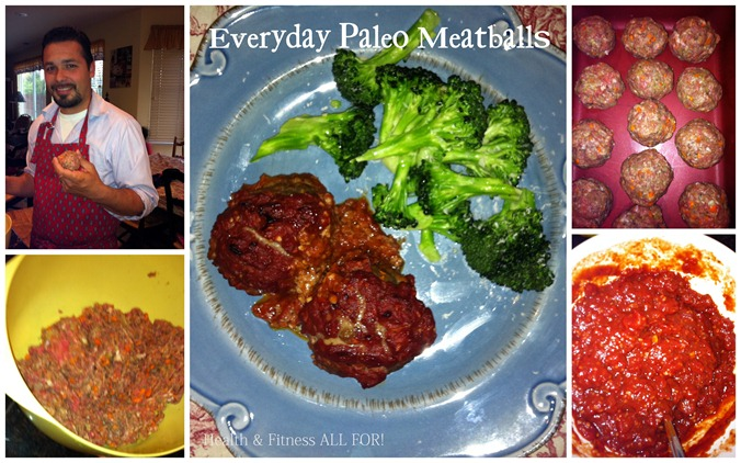 Everyday Paleo Meatballs