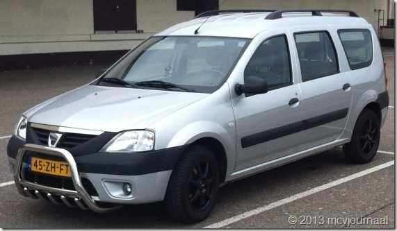Bullbar Dacia 02
