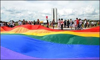 bandeira gay senado