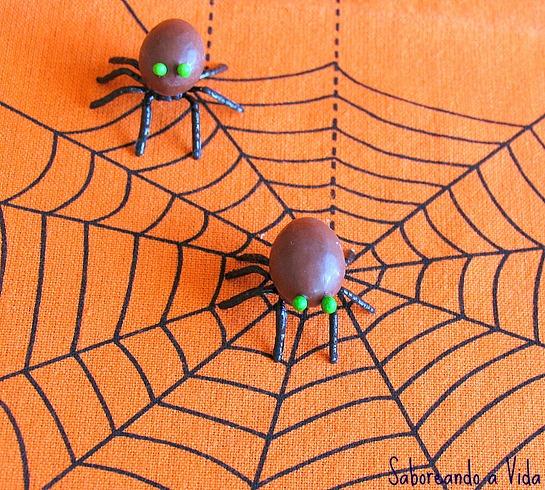 Amêndoas-aranhas